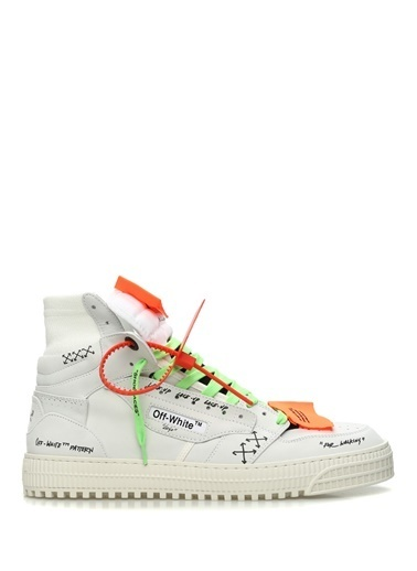 Off-White Sneakers Beyaz